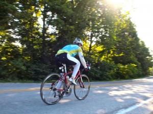 Still riding