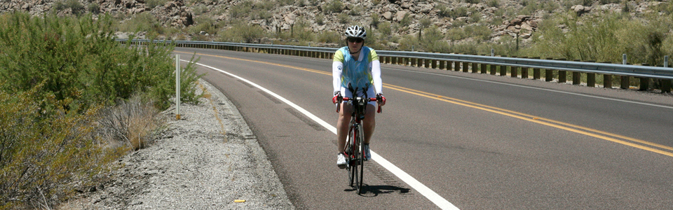 Joan During 2011 Race Across The West